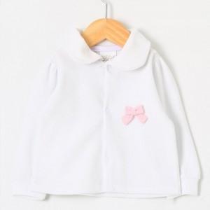 Jardineira Camiseta Casaco Rosa